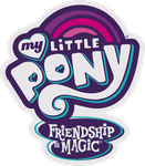 New MLP Logo by Drakizora