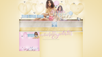 Premade for blog.cz (Selena Gomez) #15 by dailysmiley