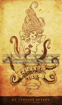 amoeba soup mermaid by guava