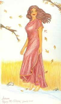 Autumn - Redux by Charis