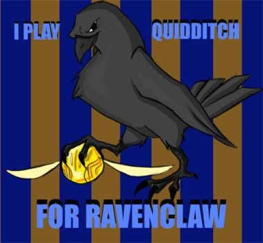 For Ravenclaw by HelenaSun