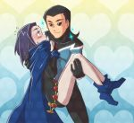 requests Aqualad x Raven by kope40