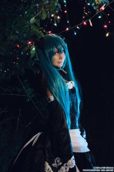 Cantarella - Miku by kirawinter