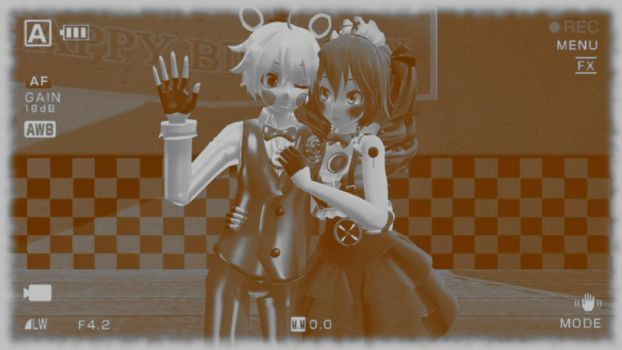 Mmd Funtime Freddy: #mmd_sister_location_funtime_freddy