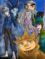 Rise of the Guardians by Maygirl96