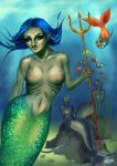 Queen under the Sea by Lodchen