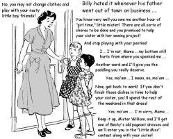 The first girltime cartoon by Daphnesecretgarden