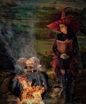 The Cauldron by gregnan