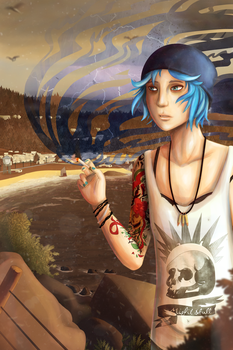Life is Strange by ZeTrystan