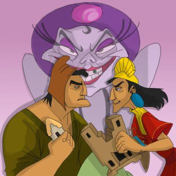 The Emperor's New Groove by DitaDiPolvere