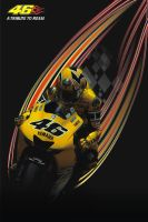 A TRIBUTE TO ROSSI 1 by mahend