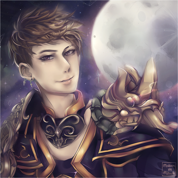 I'am the Sovereign. -Tao by MaewenMitzuki