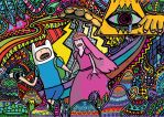 Escape from psychedeliland by Geri8385
