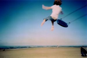 And then you let go - lomo by opcd