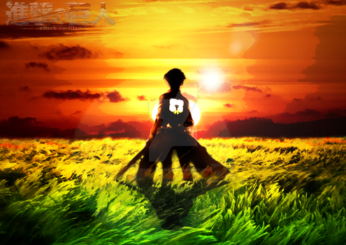 Attack on Titan - The Outside World by Pixel-Light123