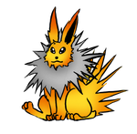 Jolteon by Cancer-Cub