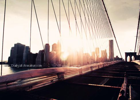 New York - A different view II by DarkSaiF