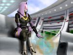 Mass Effect: Tali by TheMaestroNoob