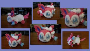 Baby Sylveon (with pattern) by aphid777