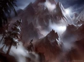Mountain (MPS Lands) by AdamPaquette