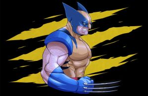 The Wolverine by Paterack
