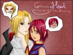 Grinning Heart: the meeting by chronica