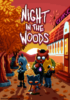 Night in the Woods by bbrunomoraes