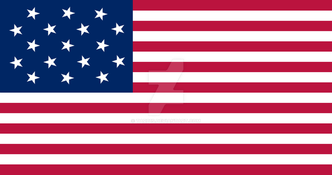 Palimpsest Star Spangled Banner by tard15