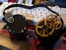 Time Keeper Goggles by LeviathanSteamworks