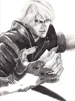 Nero, Devil May Cry 4 by Eegor316
