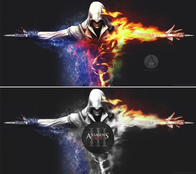 Assasins Creed 3 by RomiSh