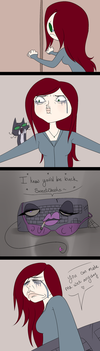 My Unfortunate Experience Pt2 by Miss-Cats