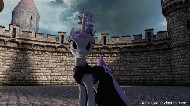 UDK pony revisited screenshot by Raynaron