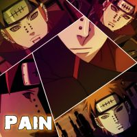 PainCollage by Rokini-chan