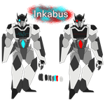 Inkabus's reference sheet by CorrosiveChaoticWolf