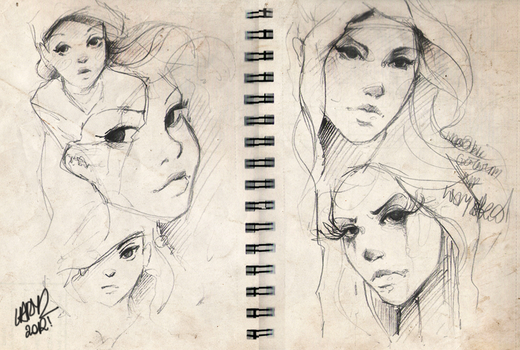 sketches#05. by Lady2
