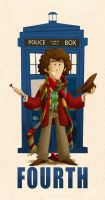 Fourth Doctor by Erich0823