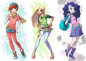 Clementoni girls 2 by the-silverware