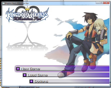 Title Screen 1 by Magna-Alphamon