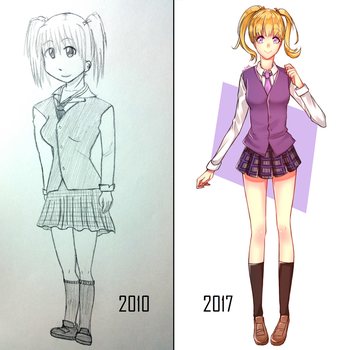 Redraw again by Lha-san
