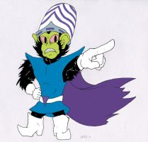 BECAUSE I AM MOJO JOJO by The-BenT-One
