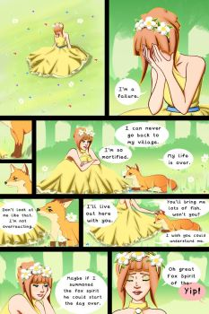 Meadow Melody pg 12 by MsArtGarden