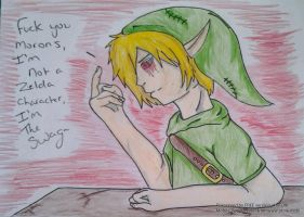 BEN Drowned by MayuWolf