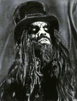 Rob Zombie by Orion12212012