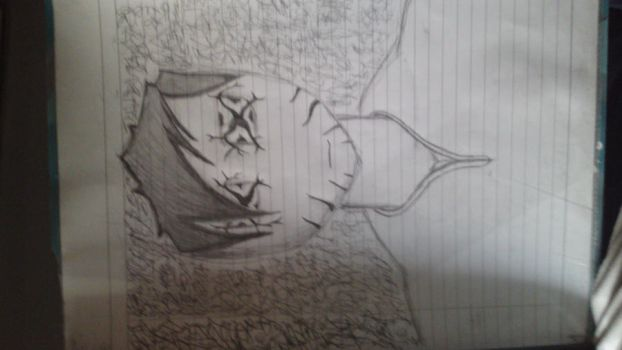 attempt at drawing anime -1 by SyafiqDanz