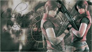 Claire Redfield by UzmaVictor