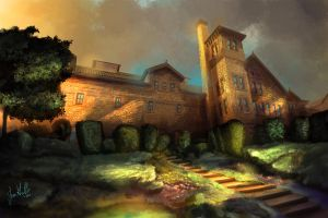 Greystone Cellars by chateaugrief