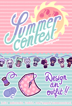 NEKOZNEKO SUMMER CONTEST by nekozneko