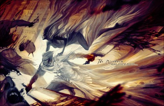 The Mistborn by gentlemandeerlord