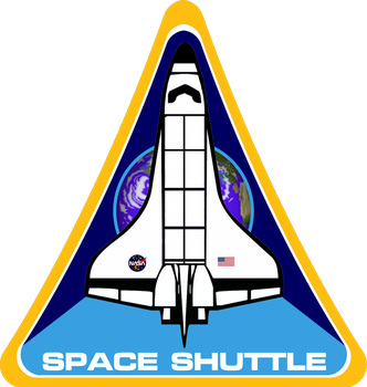 space shuttle challenger logo - photo #21